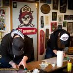 Pinstriping Workshop 012